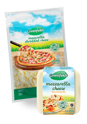 GF-Mozzarella cheese